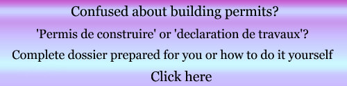 planning permission france