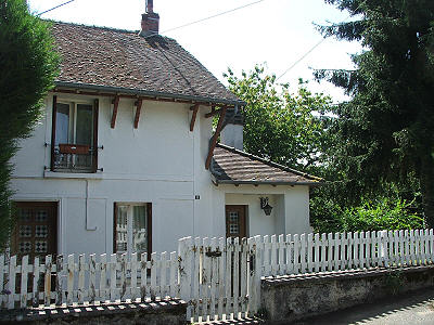 Creuse village home