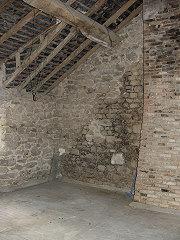Convertible attic space