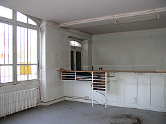 Former reception