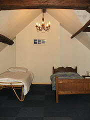 Bedroom upstairs