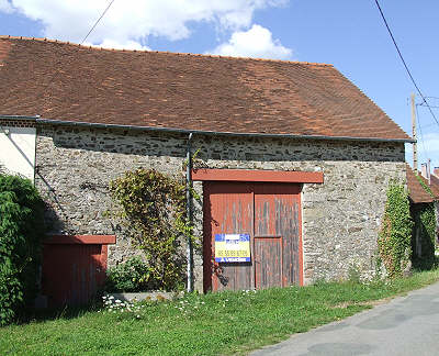 Barn conversion in Creuse