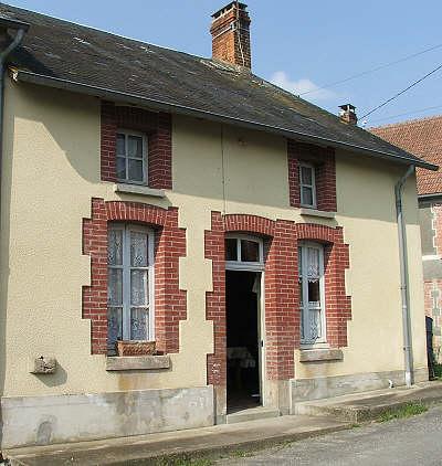 Creuse house