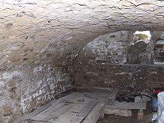 Vaulted cellar