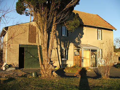 Limousin famiy home