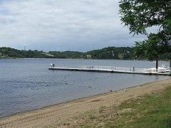 Chambon Lake