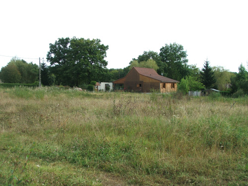 building plot in creuse