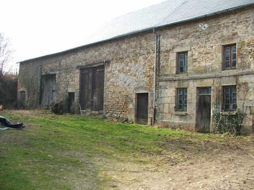 cheap frenc property to renovate