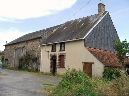 creuse village house for sale