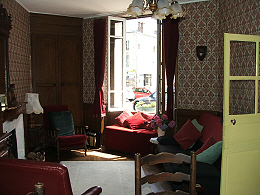 creuse property living room