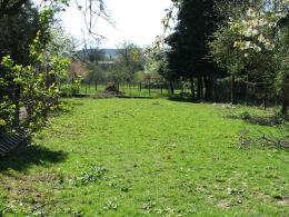 creuse property garden