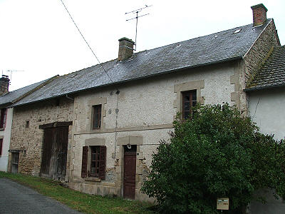 french property for renovation