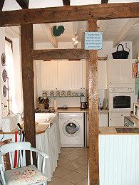 french property kitchen