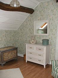 bedroom or dressing room