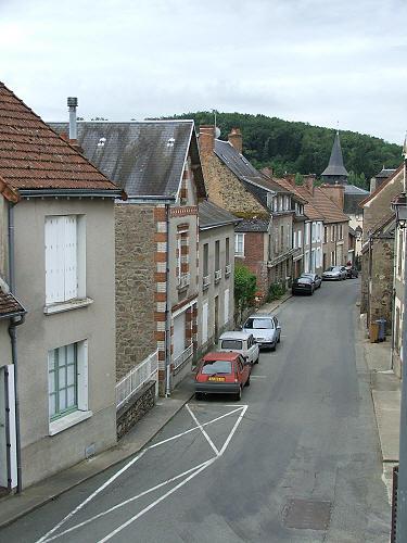 La Celle Dunoise Creuse