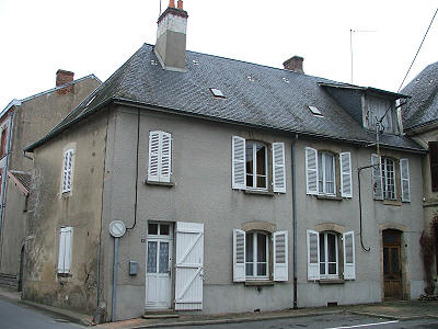 property in limousin
