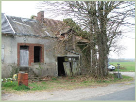house and barn to renovate