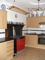 limousin property kitchen